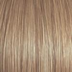 Extensions von Verlocke blond