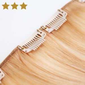 Ring IN Hair Extensions blond