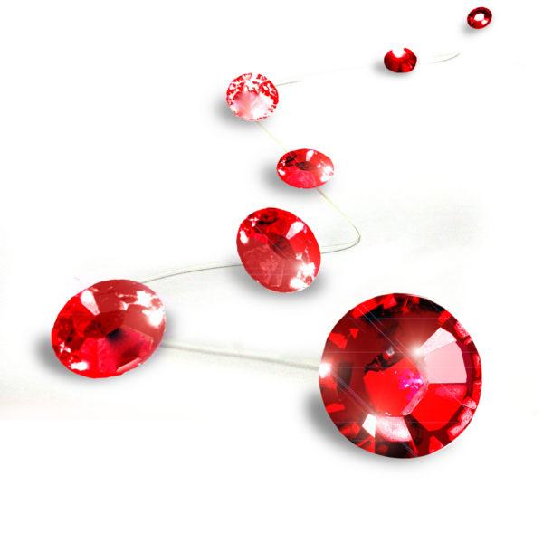 Crystals rot