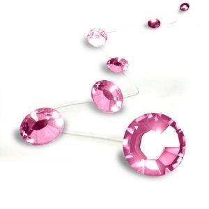 Crystals von Verlocke rosa