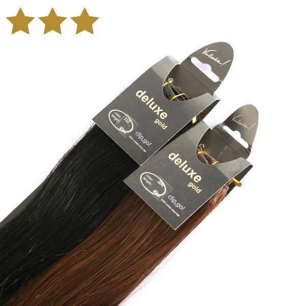 ClipIN Hair Extensions von Verlocke