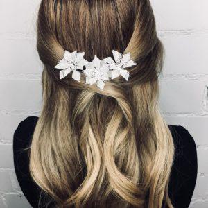 Haarnadel Sparkle Floral