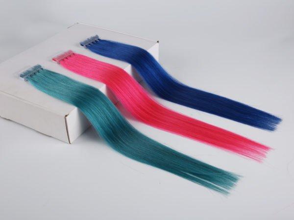 RingIN Extensions Highlights in verschiedenen Farben