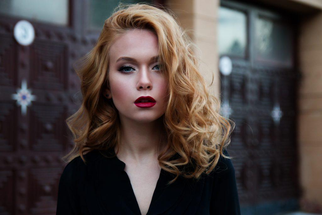 Extensions bei duennem Haar