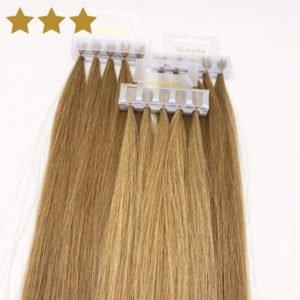 Echthaar Strähnen blond