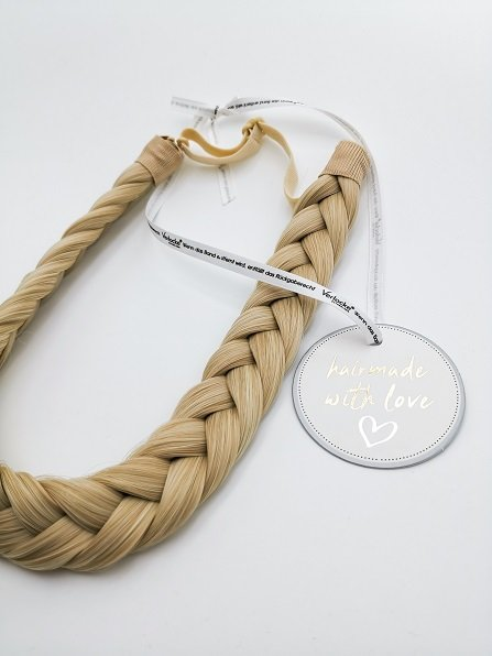 braid haarband blond